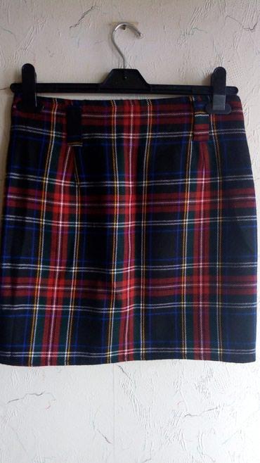 Nova mini suknja sa postavom,pamuk,oko struka - Kraljevo