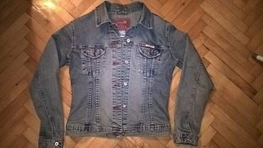 Ženska odeća   Surdulica: Teksas jakna, velicina S/M