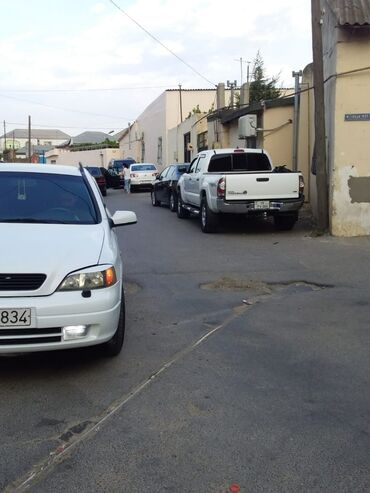 Opel Azərbaycanda: Opel Astra 1.6 l. 1999 | 470000 km