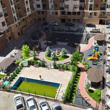 Продажа квартир - 4 комнаты - Бишкек: Продается квартира: Церковь, 4 комнаты, 147 кв. м