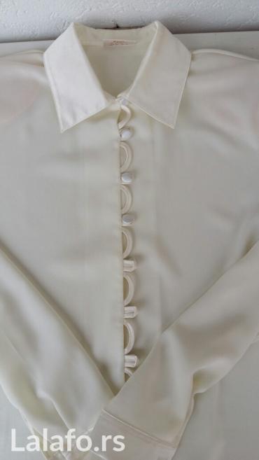 Sniženje ženska košulja veličina 46 90% poliester 10% pamuk očuvana