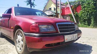 Mercedes-Benz C-Class 1.8 л. 1994 | 0 км