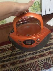 диски музыка в Кыргызстан: В городе ош продам магнитофон!витек!можно и сд диски ставить!состояние