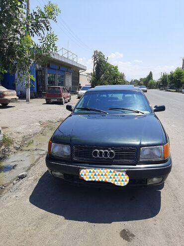 Транспорт - Военно-Антоновка: Audi 100 2 л. 1992 | 500000 км