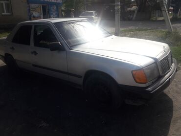 Mercedes-Benz в Кок-Ой: Mercedes-Benz E 260 2.6 л. 1985   15 км