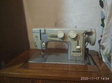 пианино чайка в Кыргызстан: Швейная машинка чайка-3