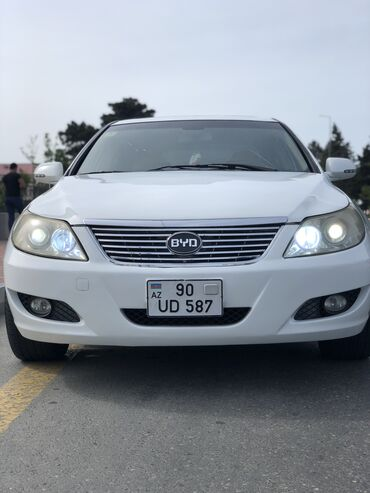 BYD Azərbaycanda: BYD F6 2.4 l. 2008 | 230000 km