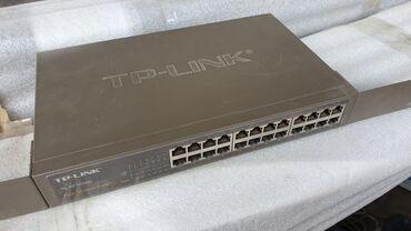 tp link oborudovanie в Кыргызстан: Коммутатор TP-Link встроенный