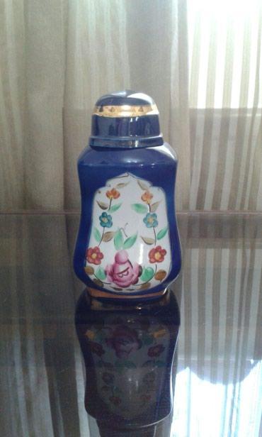 Bakı şəhərində СССР.Фарфор.Чайница