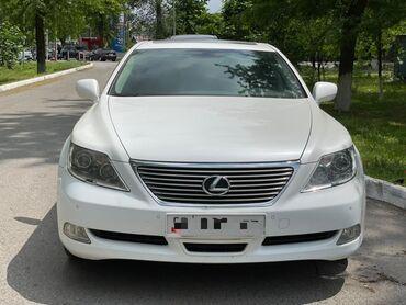 Lexus LS 4.6 л. 2007