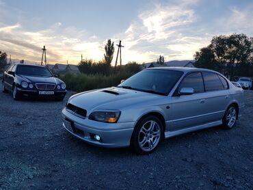 bentley arnage 675 twin turbo в Кыргызстан: Subaru Legacy 2 л. 2000 | 198 км