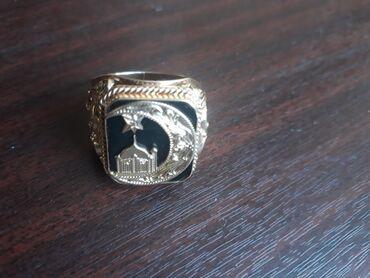 595 проба золота в Кыргызстан: Продаю!!! Золотая печатка СССР.Вес кольца 16 грамм, жёлтое золото 583