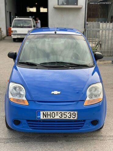 Used Cars - Greece: Daewoo Matiz 0.8 l. 2007 | 100000 km