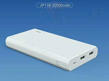 Power Bank Joway JP118 в Бишкек
