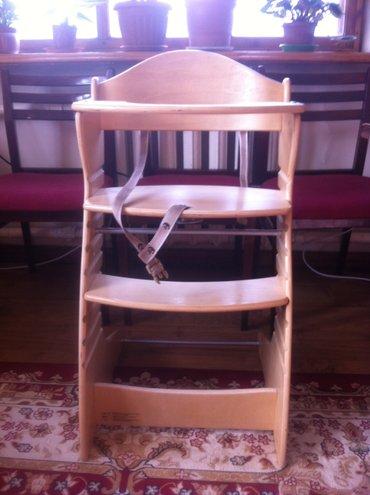 Продается бу детский стул, в Бишкек