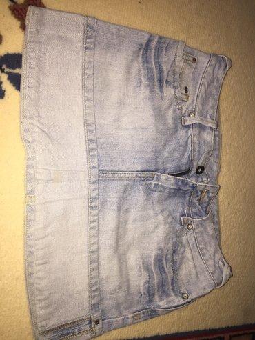 Mini suknjica M