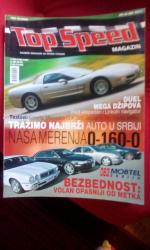 Alfa-romeo-spider-3-2-mt - Srbija: Top speed časopis broj 3 (jun-jul 2000-te godine) - časopis je prelist