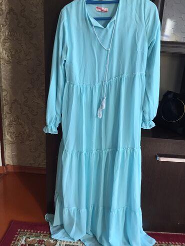 пышное кружевное платье в Кыргызстан: Размеры:44-46Носила только один раз Платья по 1000 (можно