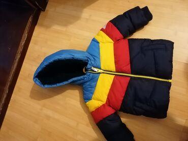 Dečija odeća i obuća - Negotin: C&A skafander 0-6 mes i primark jakna 62-68. Kao novo, obuveno par