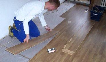 Ugradnja laminata povoljno i kvalitetno - Kragujevac