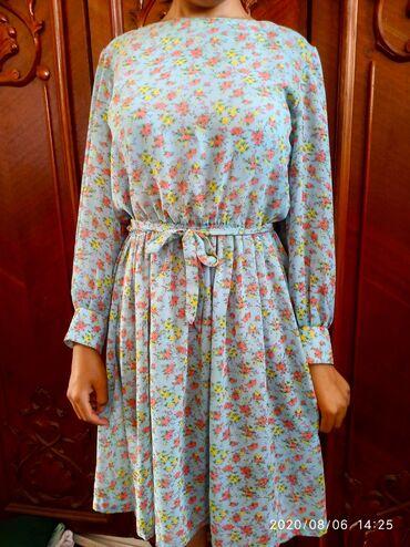 Женская одежда - Кашка-Суу: Красивое,лёгкое очень удобное платье! На лето самое то)