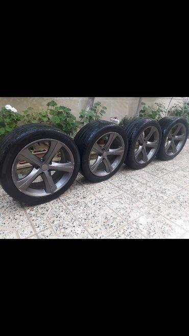 Hyundai Azera diskiler 18lik komplekt(MaxLoad 1580lbs) tekerlerle