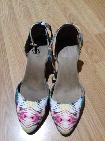 Nine west 39 prelepe sandale bez ostecenja - Prokuplje