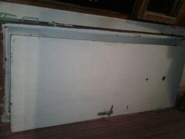 demir qapilar - Azərbaycan: Dəmir cöl qapı eni 90 uzunu 2 metrə icəri acılır