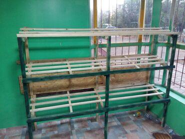 стеллаж полки для материалов в Кыргызстан: Продаются полки - стеллажи для овощей и фруктов, качественные
