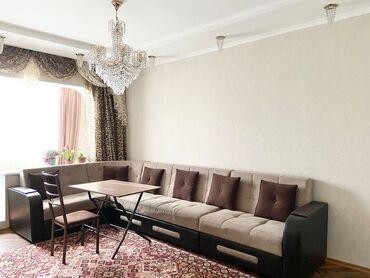 квартира ош купить in Кыргызстан   MERCEDES-BENZ: 105 серия, 3 комнаты, 62 кв. м Бронированные двери, С мебелью, Евроремонт