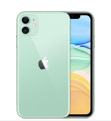 купить бу iphone 11 pro в Кыргызстан: Б/У IPhone 11 128 ГБ Зеленый