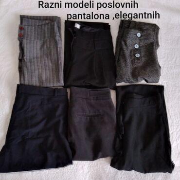 Oliver zenske pantalone - Srbija: Zenske elegantne pantalone