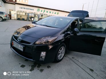 Toyota Prius 1.8 л. 2010 | 240000 км