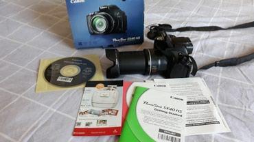 Фотоаппарат CANON PowerShot SX40HS, MADE IN JAPAN. Для в Бишкек