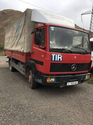 Срочно Продаю! Mecedes-Benz 814 тел: Майрамбек Рыскуль в Балыкчы
