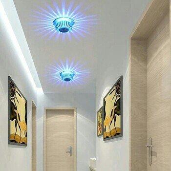Bakı şəhərində Müasir led bra - dekor. 3 watt. Aliumin korpus. Mənzil, kafe, bar