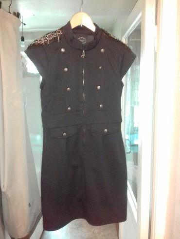 Мини платье приталенное, черного в Бишкек