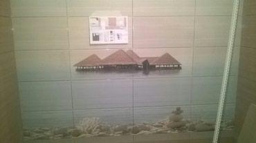 Кафель Кафельщики ищут работу в любой сложности гарантия качества в Бишкек - фото 3