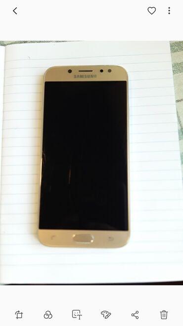 İşlənmiş Samsung Galaxy J7 2017 32 GB qızılı
