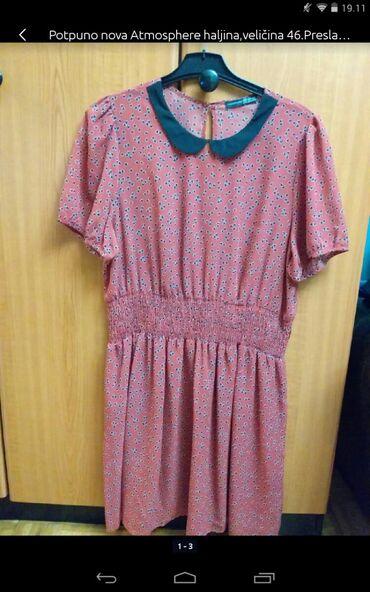 Haljine | Obrenovac: Potpuno nova haljina Atmosfera veličina 46 predlagala