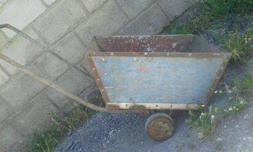 Все для дома и сада - Сокулук: Тележка корпус алюминий