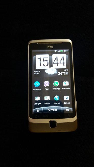 HTC Desire Z A7272  Telefon je u odličnom stanju Otključan je za sve m
