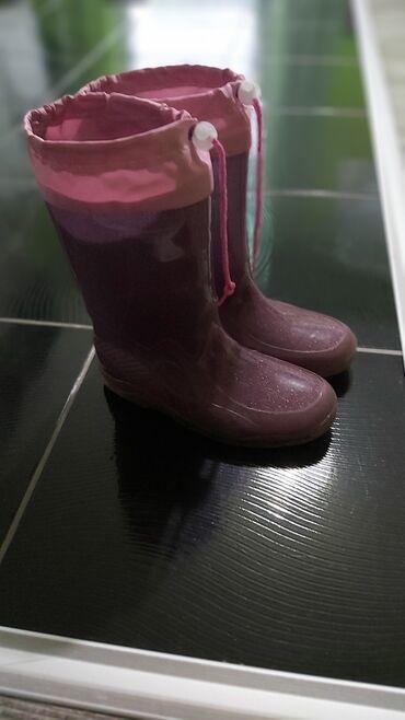 Dečija odeća i obuća - Irig: Decije gumene cizme Ciciban, br. 35