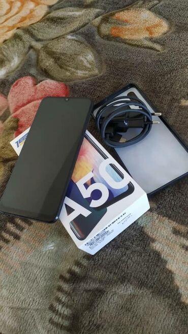 Б/у Samsung A50 64 ГБ Синий