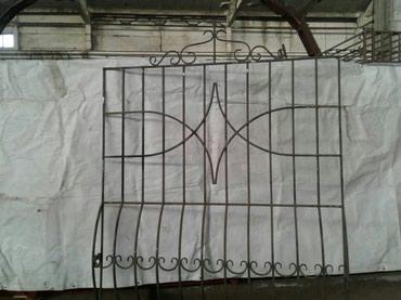 Решетки на окна готовые 7шт. Размеры в Бишкек