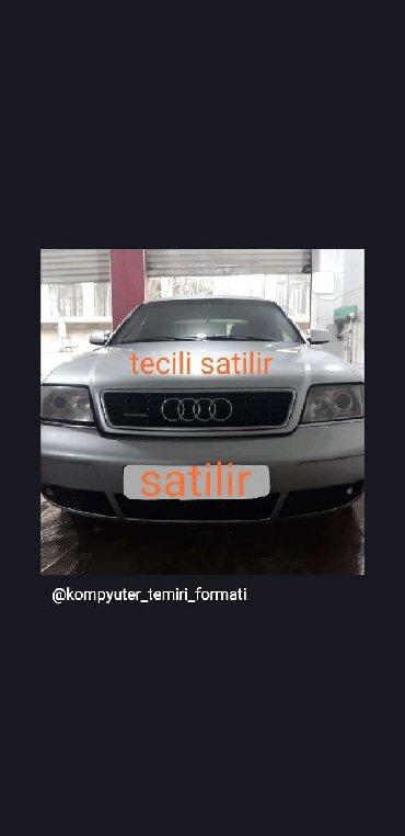 audi 100 qapıya - Azərbaycan: Audi A6 2000