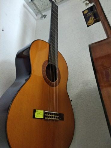 gitara i saksofon в Азербайджан: Gitara Yamaha c80 klassik Gitara