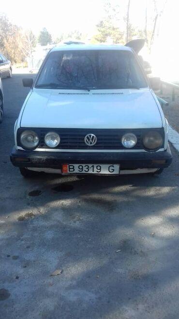 golf 3 - Azərbaycan: Volkswagen Golf 1.8 l. 1987