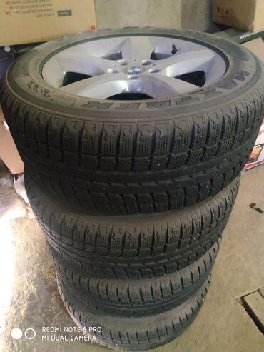Продам колеса, БМВ х5, х6 на зимней резине, использовалась 1 сезон