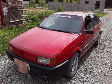 Транспорт - Токтогул: Volkswagen Passat 1.8 л. 1989